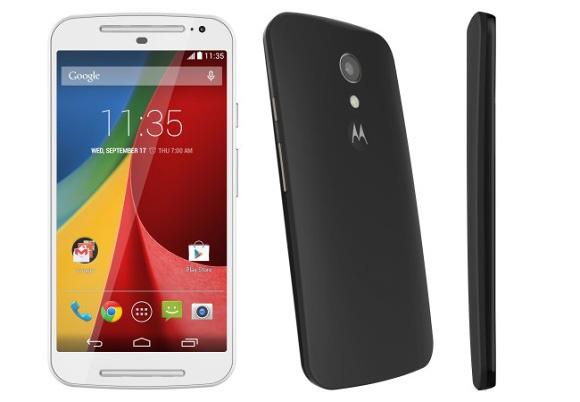Motorola Moto G الجيل الثانى