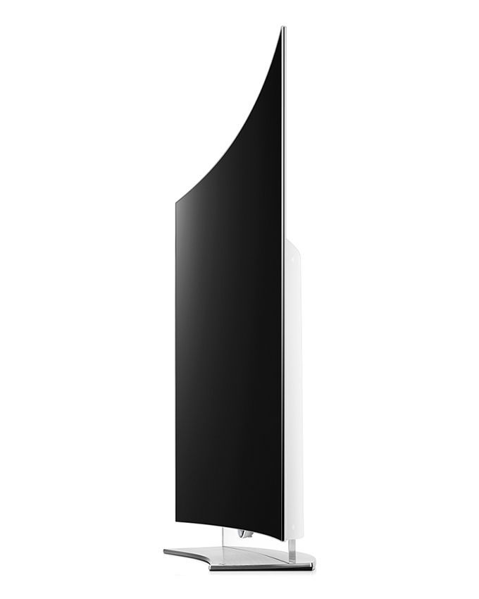تليفزيون 65 بوصة LG - منحنى - 3D - 4K (1)