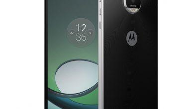 صورة سعر موبايل Motorola Moto Z Play فى مصر