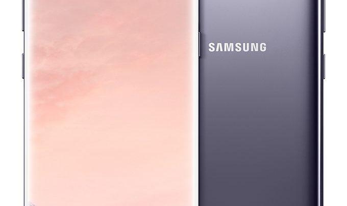 سعر موبايل Samsung Galaxy S8 فى مصر