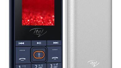 صورة سعر موبايل iTel it2180 فى مصر