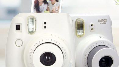 صورة خصم 12% على كاميرا فورية من Fujifilm