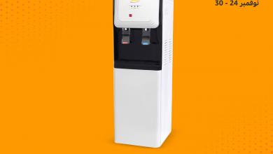 صورة عرض مبرد مياه بارد ساخن وثلاجة من Speed بسعر 999 جنيه فقط